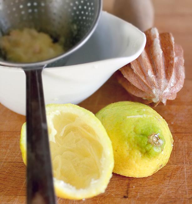 gelato al limone ricetta