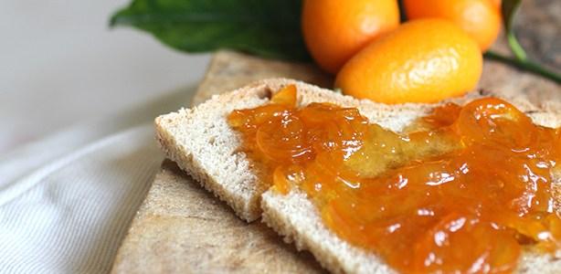 Marmellata zen di kumquat