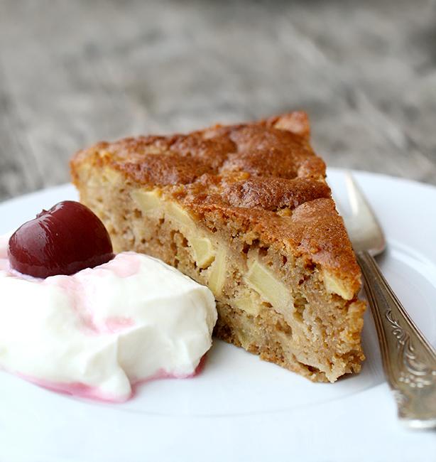 torta di mele ricetta semplice