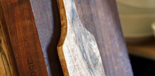 Lo zen e l'arte della manutenzione del tagliere di legno