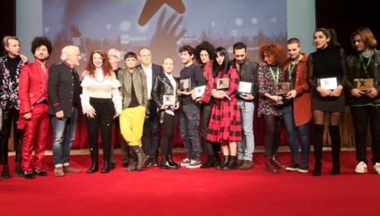 La giuria e i vincitori di Area Sanremo 2019