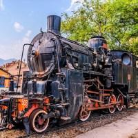 Il Comune di Castrovillari recupera l'antica Locomotiva dell'Autostazione