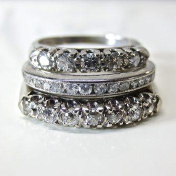 anello platino