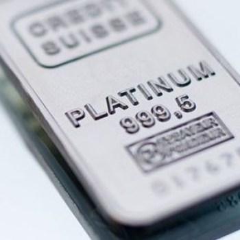 lingotto platino