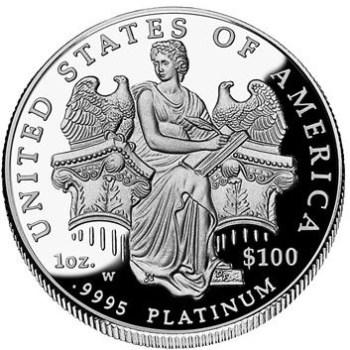 moneta platino