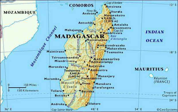 MADAGASCAR. TERRA DI MISSIONE E DI NUOVE VOCAZIONI
