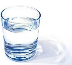 CONSULENZA: Acqua gelificata