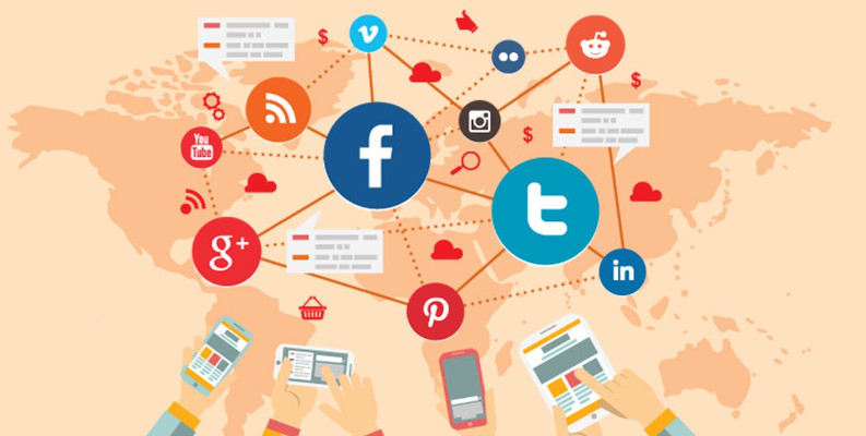 social media marketing - il portale web