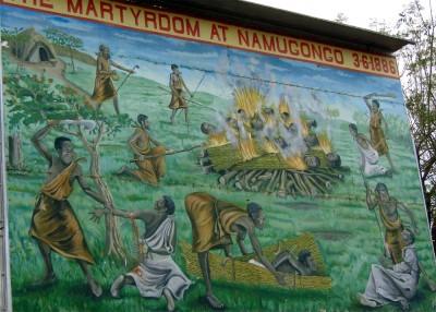martiri d'uganda