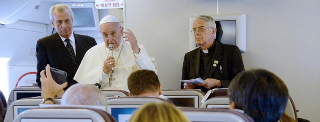SKOREA-RELIGION-POPE