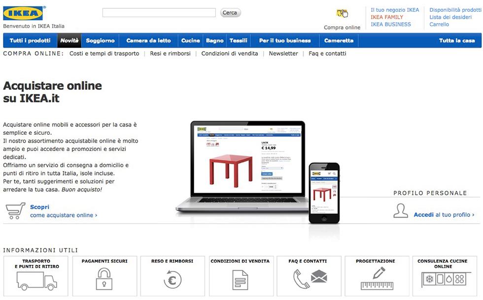 I Piani Di Ikea Per Vendere Mobili Online Il Post