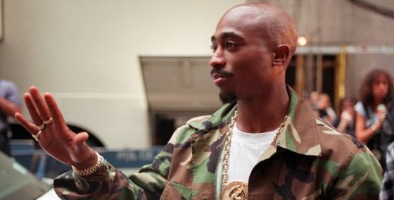 quante volte ti hanno sparato, Tupac?
