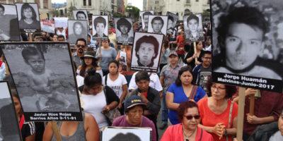 proteste perù fujimori
