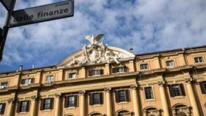 divorzio tesoro - banca d'italia mef