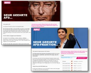 Avaaz afd