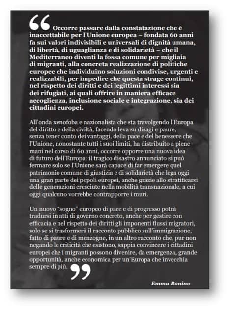 Centro Astalli Emma Bonino