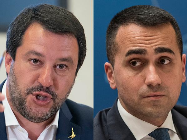 """""""Basta stronzate"""": così Di Maio liquida Salvini sull'abuso d'ufficio"""