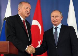Erdogan e Putin a Sochi