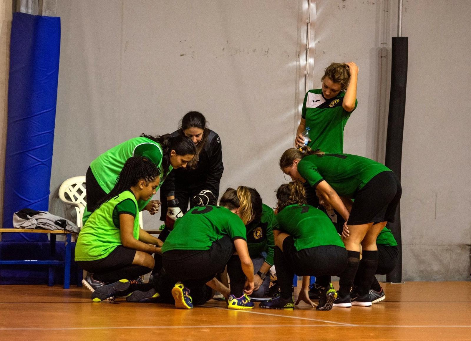 Calcio a cinque femminile