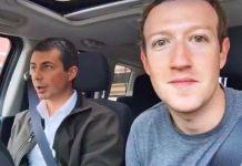 Zuckerberg e Buttigieg