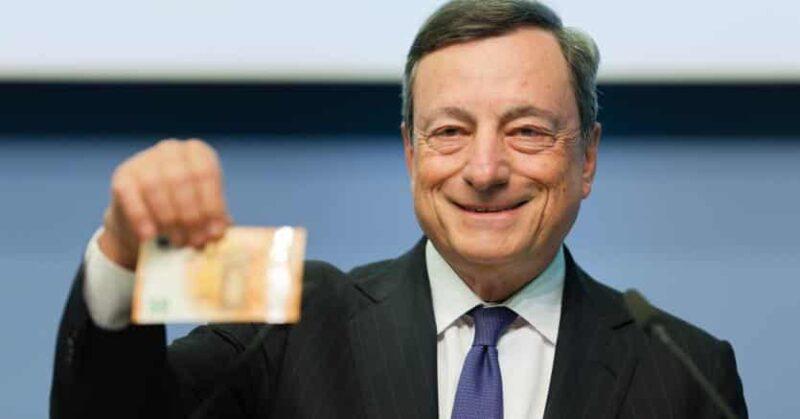 Draghi, come te nessuno mai. Elogio (ironico) del nuovo profeta