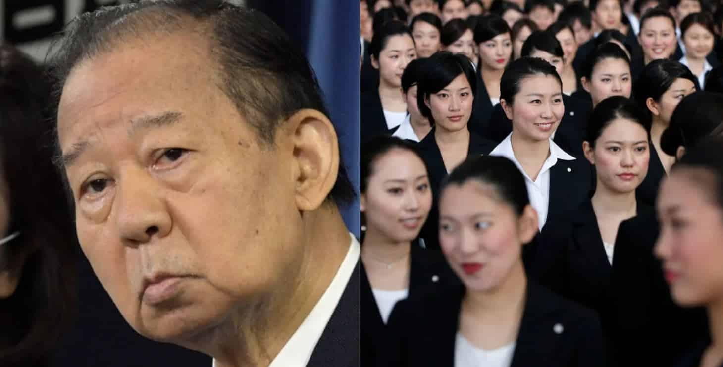 """Giappone, il partito di governo """"apre"""" alle riunioni con le donne: """"Ma stiano zitte"""""""
