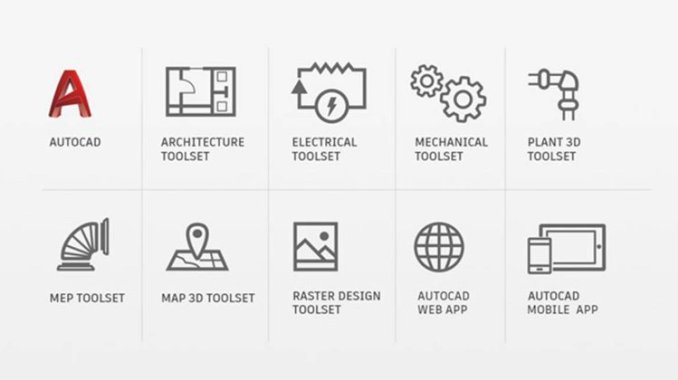 AutoCAD 2019 ora disponibile con nuovi toolset specifici