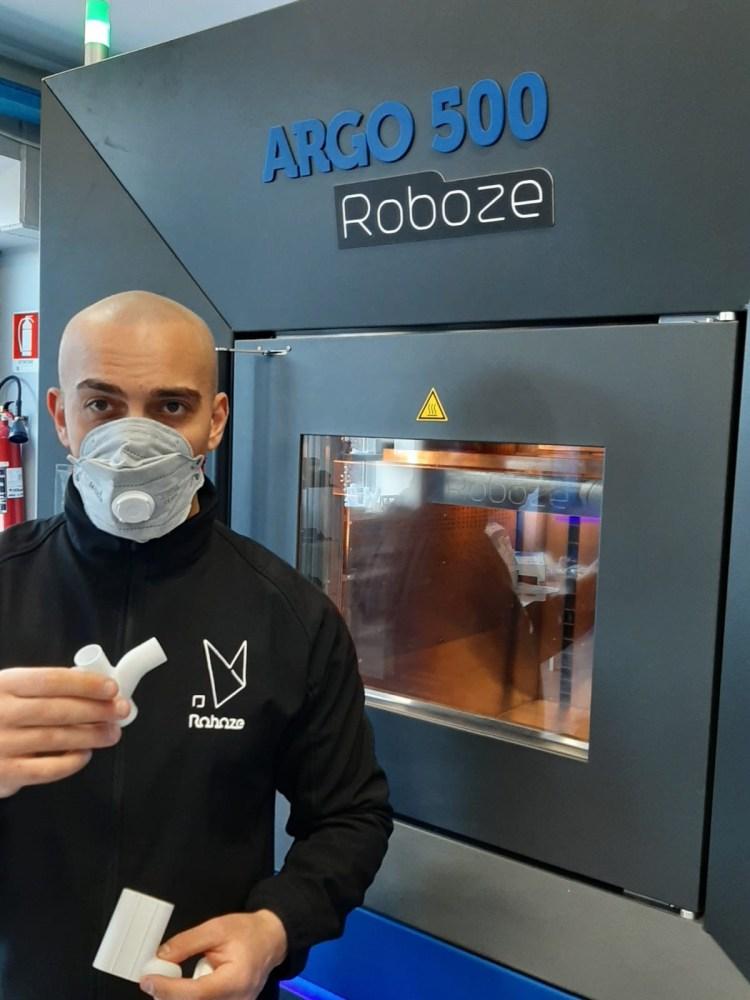 Respiratori artificiali