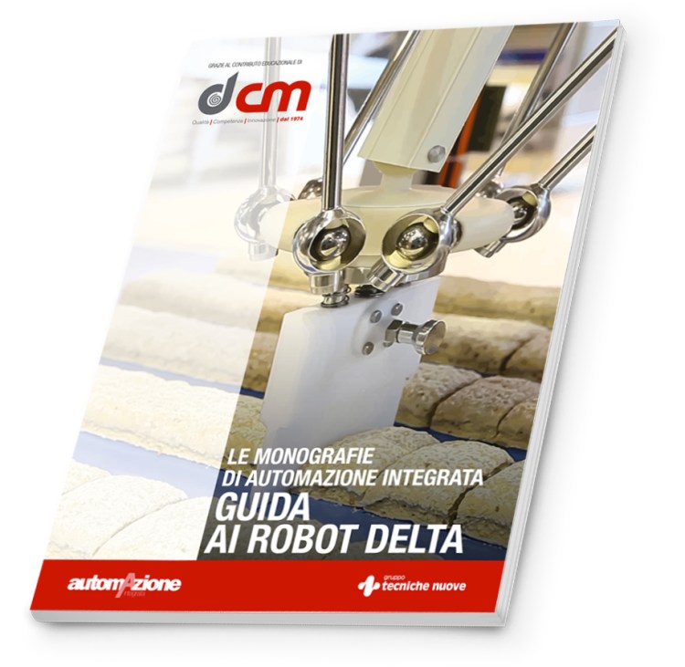 Robot Delta: caratteristiche strutturali e scelte progettuali - Scarica la GUIDA!