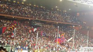 Genoa Hellas Verona gradinata