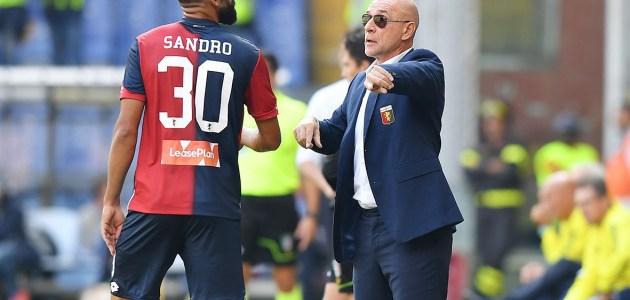 Sandro Ballardini Genoa