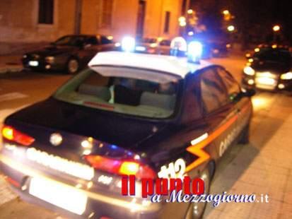 Rapina all'Eurospin di Casalvieri, malviventi inseguiti e arrestati dai carabinieri