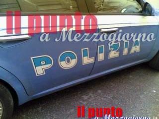 Frosinone, la polizia durante un controllo scova 28enne rumeno pluripregiudicato e condannato