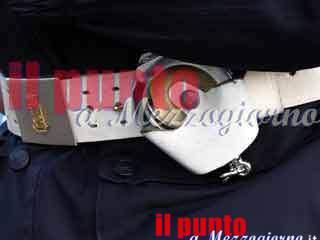 Operazione antidroga a Cassino, arresti e sequestri in corso
