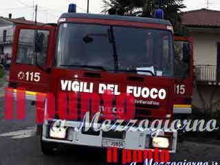 A breve quattro nuovi vigili del fuoco al distaccamento di Cassino