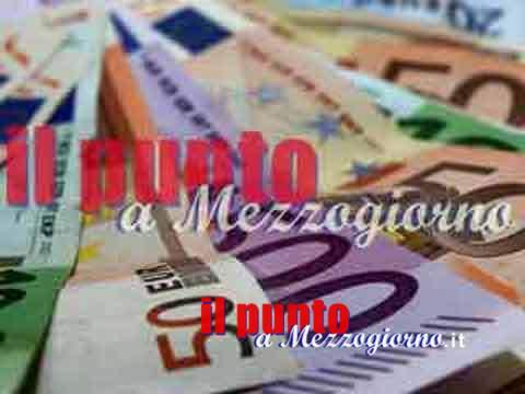 Trova portafogli con 2.800 euro, disoccupato di Alatri lo restituisce a professionista di Cassino
