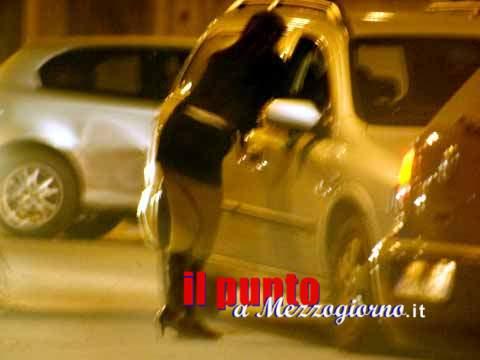 """Cassino: Ordinanza """"anti-prostituzione"""" : continuano i controlli della Polizia di Stato"""