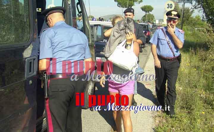 Facevano prostituire giovanissima malata di mente, due arresti a Ferentino