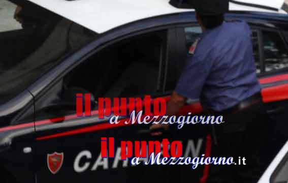 Svaligiavano negozi a Pontecorvo, Ceprano e Cervaro: denunciati due campani