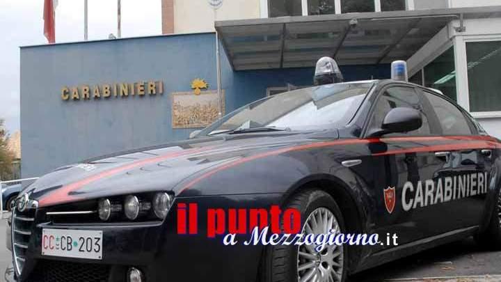 Incontro dibattito tra studenti e rappresentanti  dell' arma dei carabinieri.  Ad Anagni il comandante in conferenza presso l'istituto per geometri e ragionieri