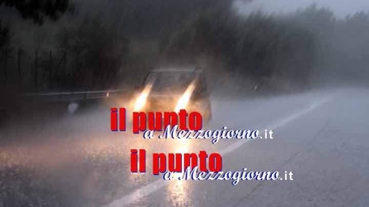 Meteo, allerta gialla per temporali su tutta la Regione Lazio