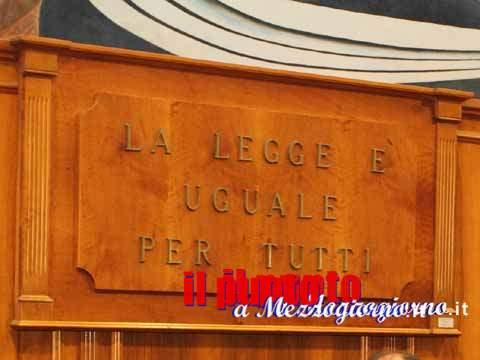Confermata in Appello la condanna del 61enne di Cassino per molestie su una bambina di 9 anni