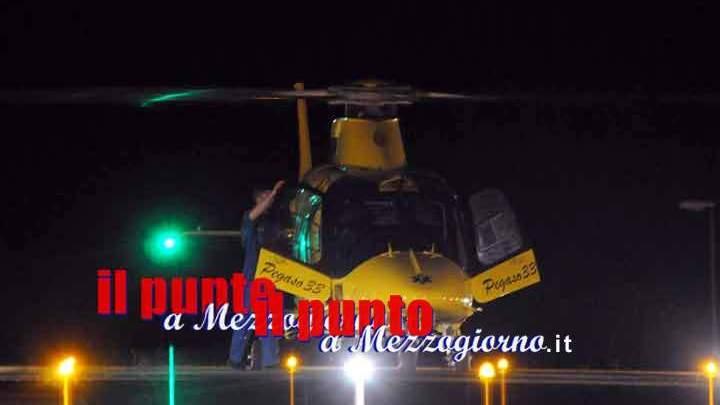 Incidente stradale ad Alatri, grave 60enne investito