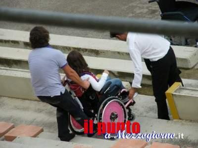 Smettetela di ricordarvi dei disabili solo in campagna elettorale!
