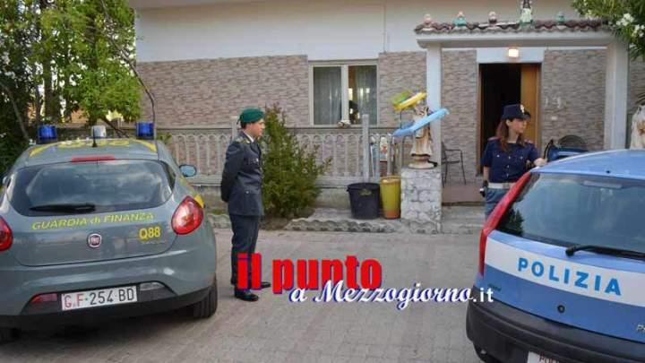 Fondi neri da tutta Italia su due conto correnti ciociari, 31 indagati e sei ai domiciliari