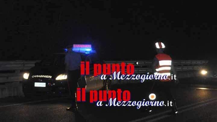 Inseguimento e colpi di pistola a Ferentino, ladri scappano dopo furto a tabaccheria