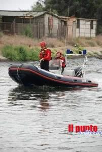 il-personale-specialista-del-Distaccamento-Acquatico-di-Rio-Martino-in-perlustrazione