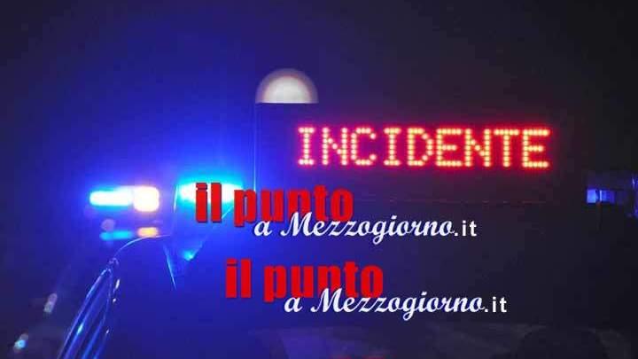Notte di incidenti stradali a Frosinone e Ceccano, due feriti