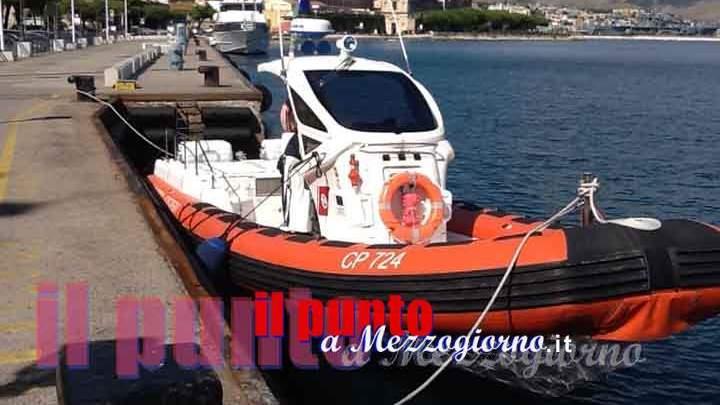 Mare Sicuro, quattro bagnanti tratti in salvo dalla Guardia Costiera di Gaeta