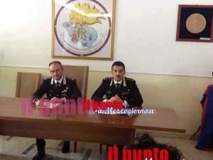 Colonnello Tuccio E capitano Ciabocco